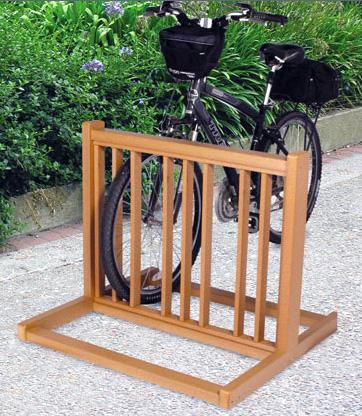 Basic Bike Rack American Plastic Furniture